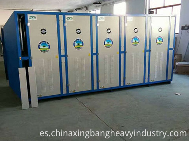 Air Purifie equipment